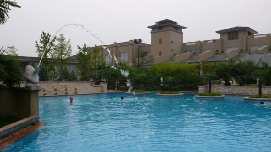 Yunqi Haihang Resort Hotel : 游泳池