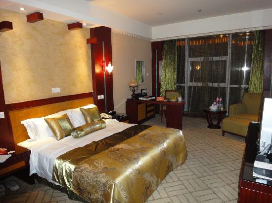 King World Hotel: 房间
