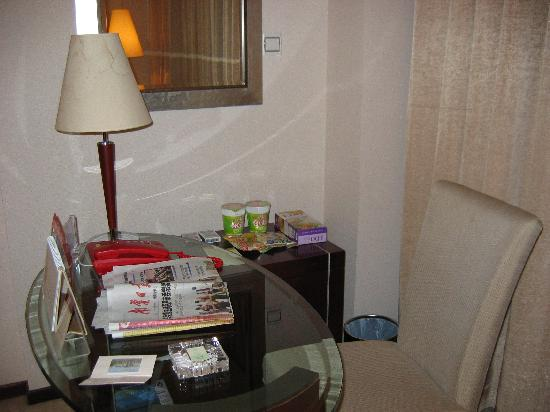 Liyuan Resort : 房间一角