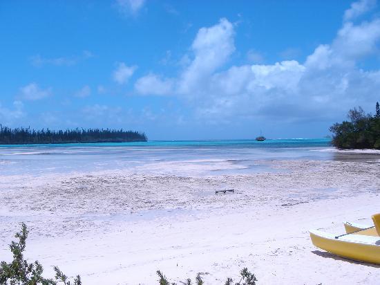 Nuova Caledonia: 对面是绿岛的地狱之门