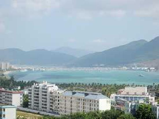 Sun Bay Hostel: 房间外景