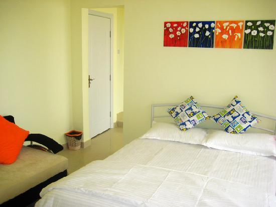Sun Bay Hostel: 大床房