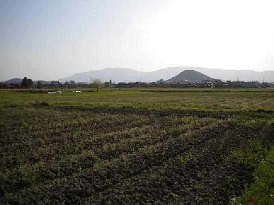 Kashihara, Japan: 畝傍山