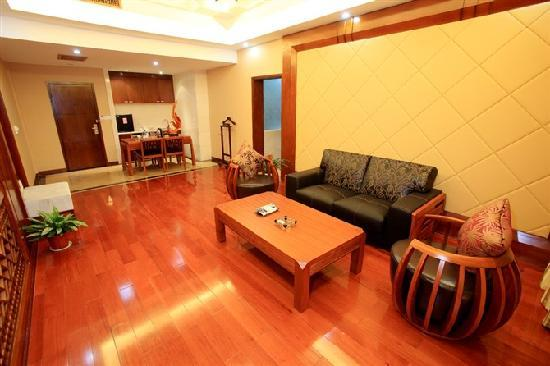 Guobin Hotel Zhangjiajie: 23