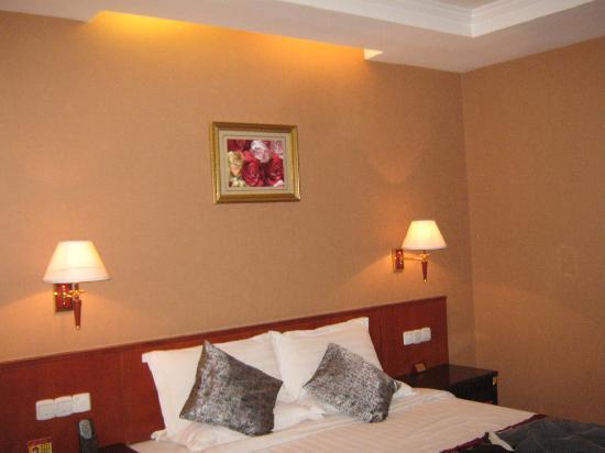 Tianbao Hotel : 床照