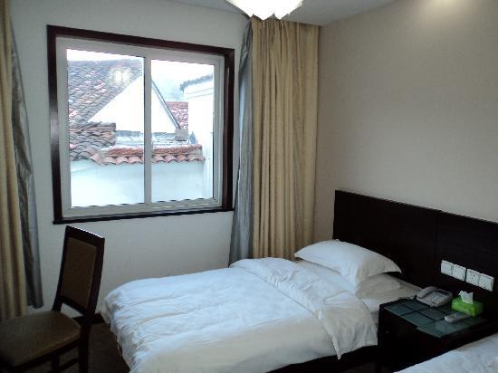 Jiuhuashan Longquan Hotel: 房间