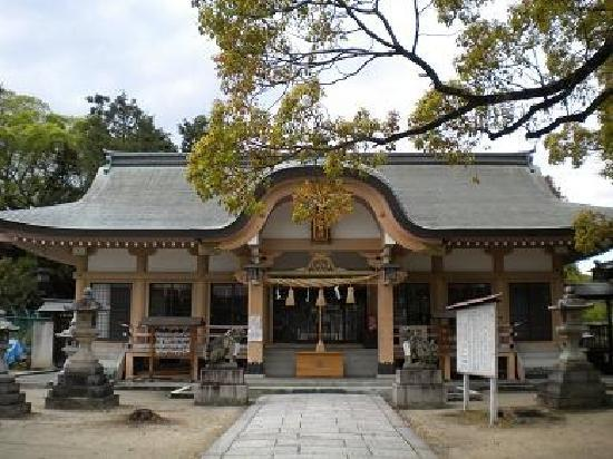 ‪Tatsuta Shrine‬