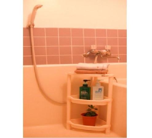 Osaka Global House: 淋浴室