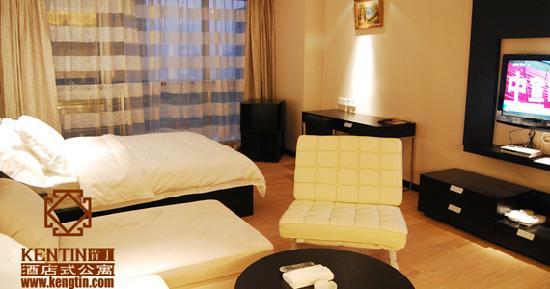 Kending Serviced Apartment Hotel Hangzhou Binjiang Xingguang : A型房1