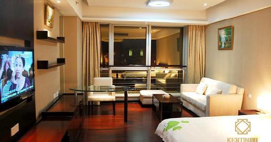 Kending Serviced Apartment Hotel Hangzhou Binjiang Xingguang : B型房1