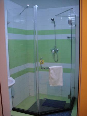 7 Days Inn (Shanghai Zhizaoju Road): wc