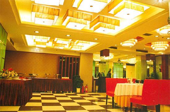 Sequoia Hotel: 餐厅就这么大