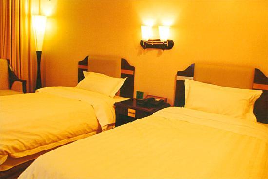 Sequoia Hotel: 房间给的第一感觉还是蛮温馨的