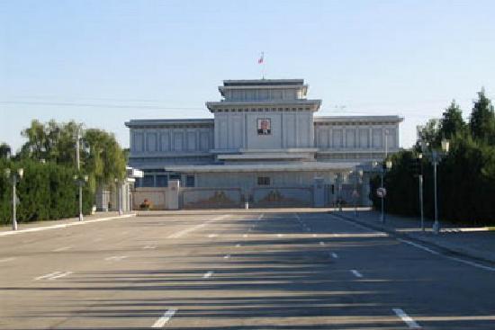 グムスサン 紀念宮殿
