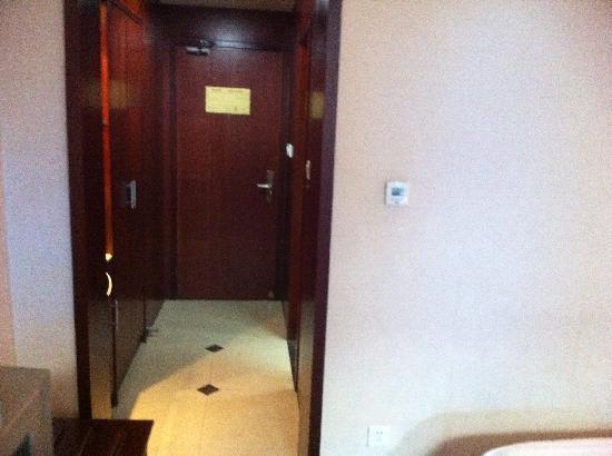 Jiusuo Hotel: 很传统的宾馆,房间设施一般
