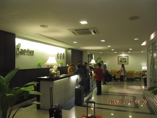I Pavilion Phuket Hotel: 酒店大堂
