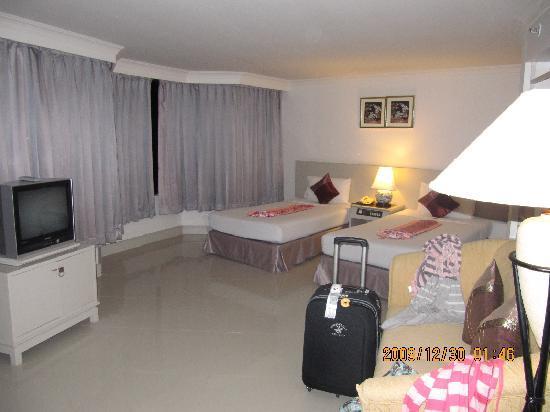 I Pavilion Phuket Hotel: 房间一角