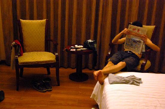Huanying Living Hotel Dongguan Meili