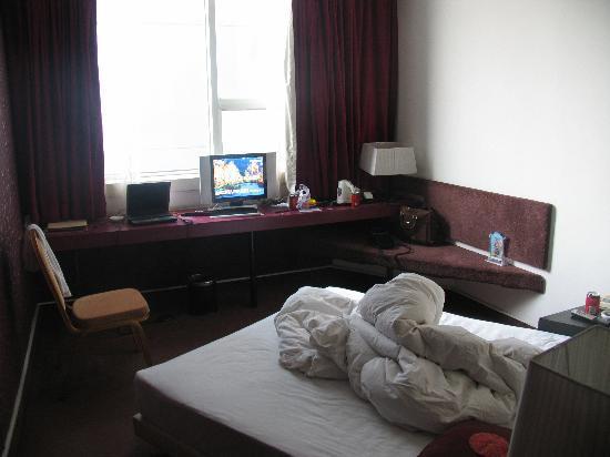 Hua Ming Hotel: 房间全景