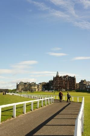 Сент-Эндрюс, UK: st andrews link 4