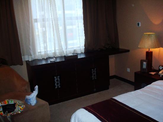 Xiangquan Hotel: 房间一角