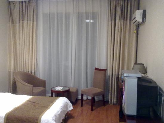 Junqu Dongyuan Hotel : 客房