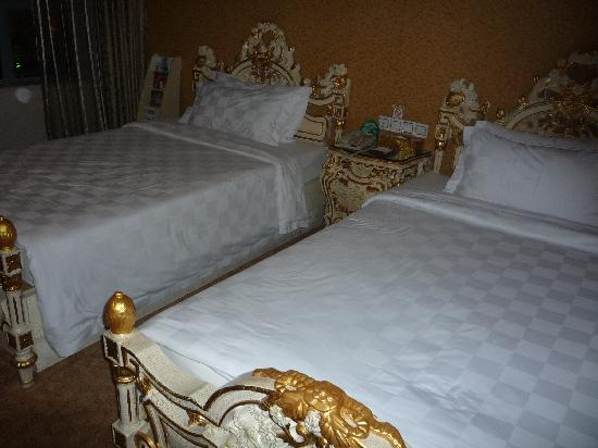 Nanyang King's Gate Hotel : 房間不大