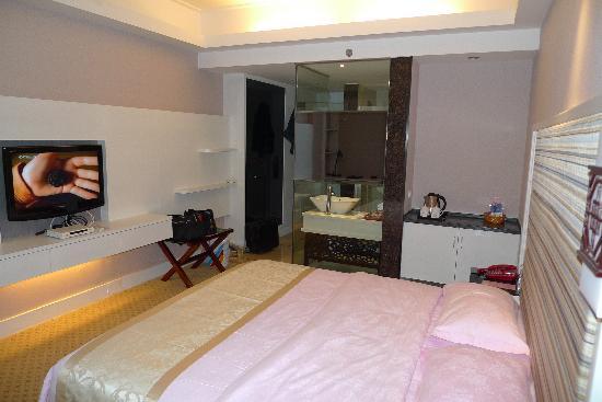 Lijiang Hotel: 粉红色的女士房间3,好温馨,好美