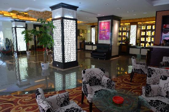 Lijiang Hotel: 酒店大堂