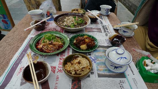 Chengdu, China: 成都小吃--3