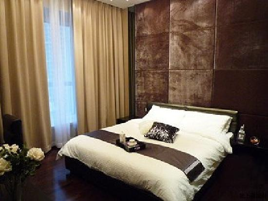 L.F.Apartment Guangzhou: 客房