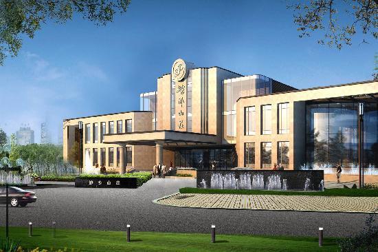 Luxiang Resort Hotel : 鲈乡山庄