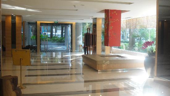 Seaview O City Hotel : 大堂