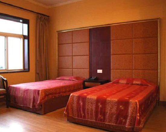 Weifang Dong Fang Hotel: 很中式吧