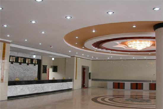 Mushitage Hotel : 前厅照片