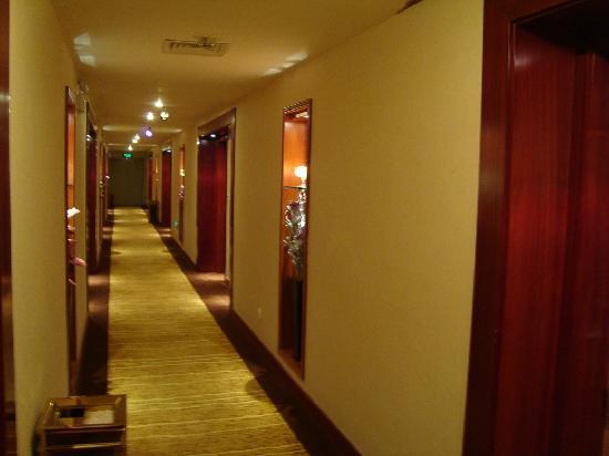 Dianjunwang Hotel: 过道