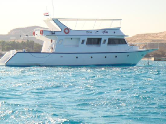 埃及-jana boat fishing safari