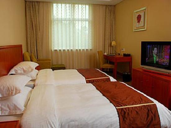 Edinburgh Yanggongdi Hotel : 我订的标间