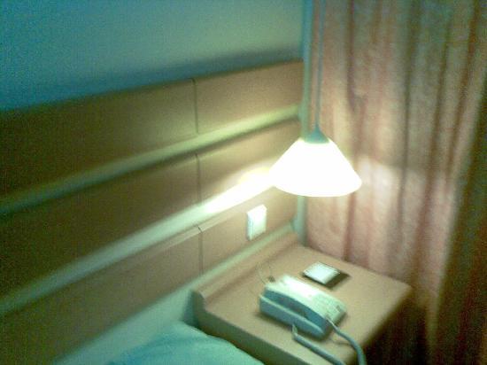 Home Inn (Beijing Mudanyuan): 房间一角