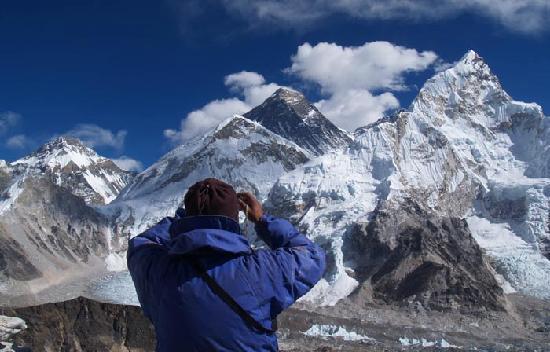 尼泊尔-kala pattar