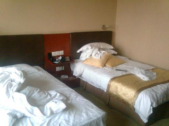 Changcheng Beishan Hotel: 床
