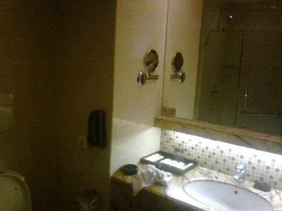 Changcheng Beishan Hotel: 卫生间
