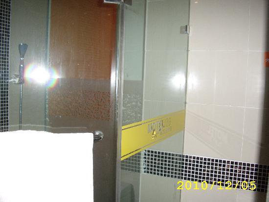Motel 168 (Taizhou Xin'an South Street): 洗澡