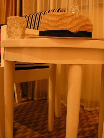 Jiutian Holiday Hotel Tongxiang: 从布置上就可以看出酒店的品味。