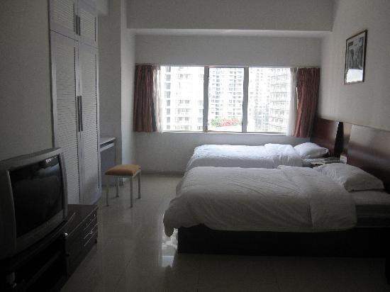 Fairyland Hotel Kunming Jingxing: 新纪元酒店公寓暨云上四季连锁 (客房一)