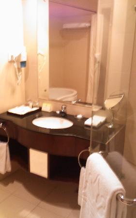 Nile Villa International Hotel : 冲凉房
