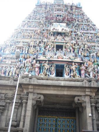 Chennai (Madras), India: 神庙