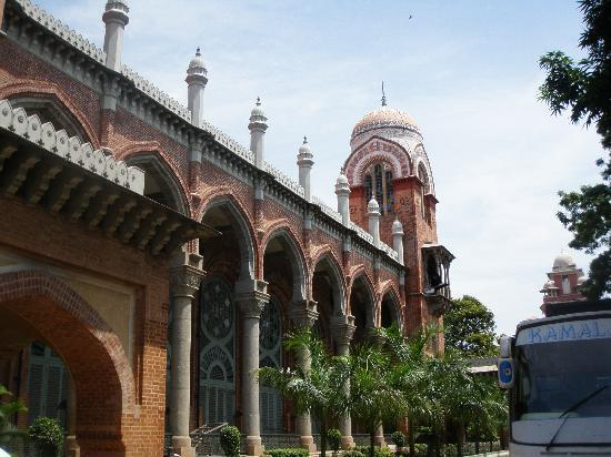 Chennai (Madras), India: 马德拉斯大学