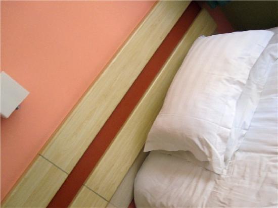 Shindom Inn (Beijing Guang'anmen): 欣燕都房间-床