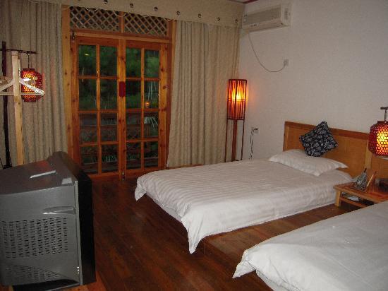 Zhuxi Guli Resort : DSCN6530